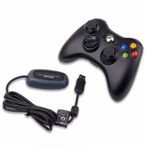controle xbox 360 wireless para