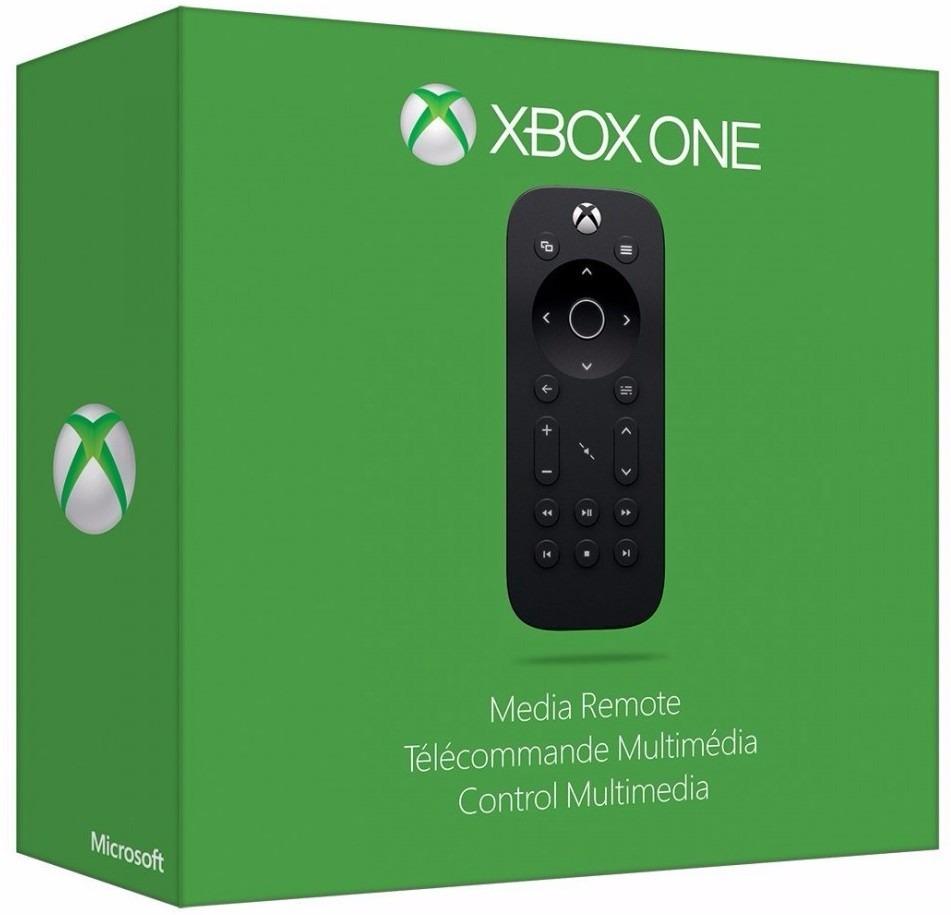 xbox one media remote manual
