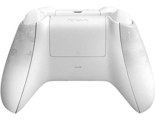 controle xbox one s phantom white original microsoft