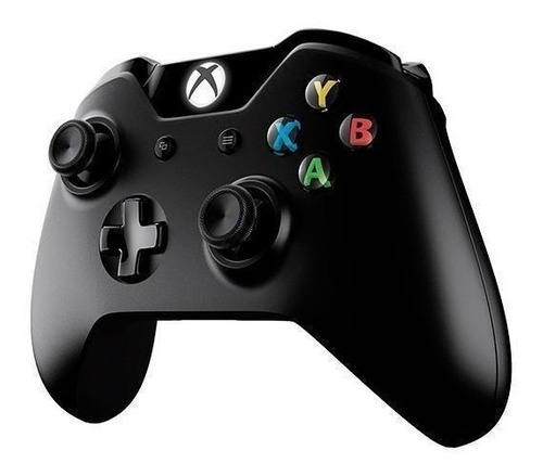 controle xbox one s slim wireless preto original entrada p2