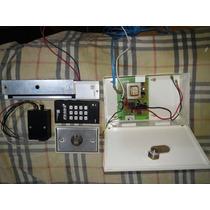 Sistema De Cerradura Electromagnética 600 Libras