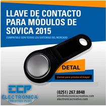 Llaves De Contacto Para Módulos Sovica 2015