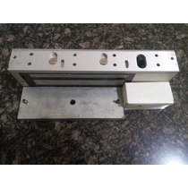 Cerradura Electromagnética De 1200 Libras (500 Kg) 12/24vdc