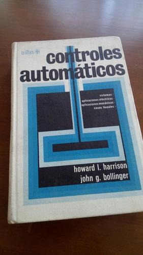 controles automaticos harrison bollinguer 1974