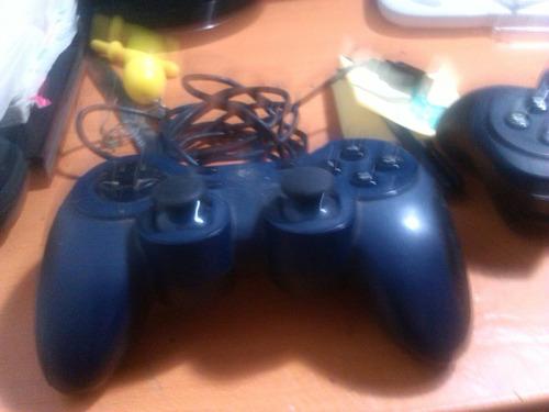 controles de juego para pc con vibracion
