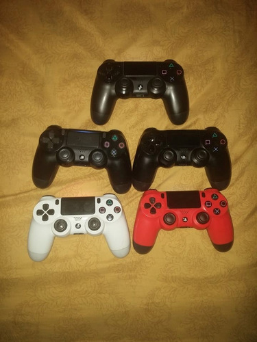 controles de ps4, playstation dualshock.