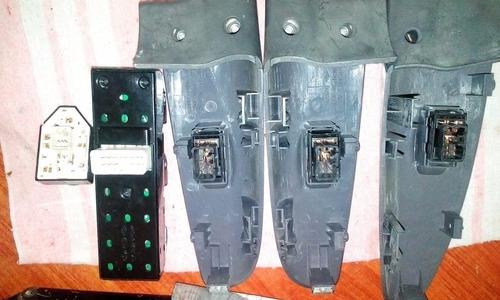 controles eleva-vidrios hyundai tucson - 2.008 - originales