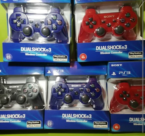 controles inalámbricos para ps3.