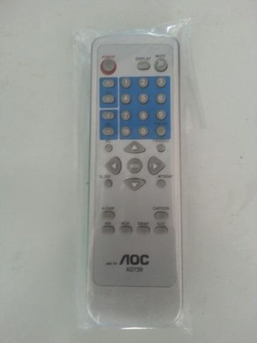 Controles Para Pantallas Aoc Lcd  Plasma  Led Y Smart Tv