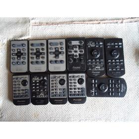 Controles Para Reproductores Y Pantallas Pioneer