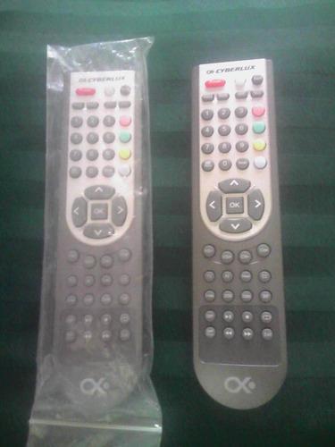 controles para televisores lcd hyundai y cyberlux