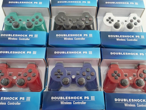 controles play station 3- ps3