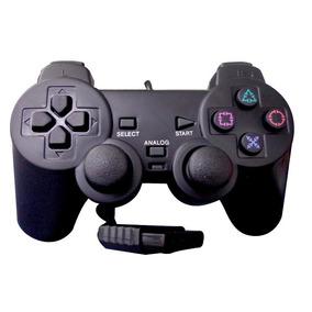 974e54113 Controle Verde Com Analogico Frouxo - PlayStation 2 no Mercado Livre ...