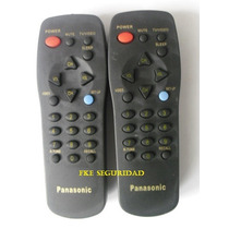Control Remoto Panasonic Tv Eur-501330 Incluye Forro