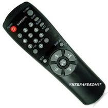 Control Remoto Televisor Samsung Convencional Universal!!!