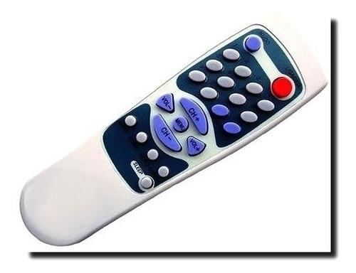 controles remoto convl zinwell zbt-601 control cont tv aiko