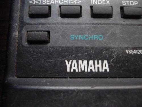 controles remoto yamaha originales