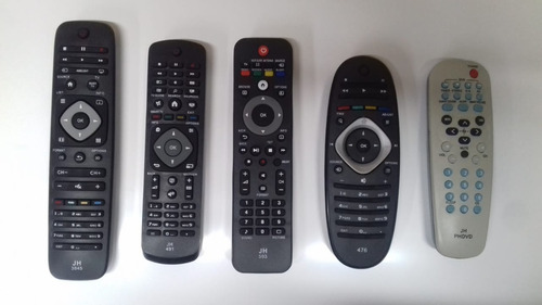 controles  remotos philips para tv led-lcd-smart tv