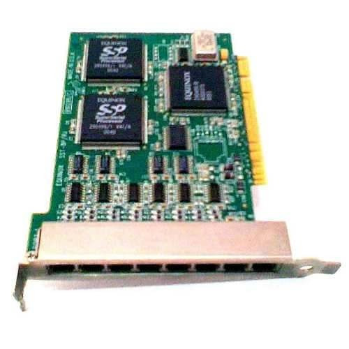 controller card comm 8 port com 9 25 pin db i/o uart adapter