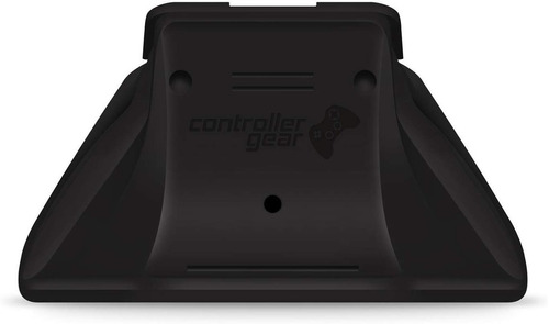 controller gear xbox pro charging stand abyss black. for xbo