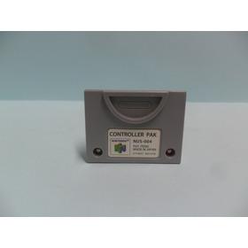 Controller Pak - Memory Card - Nintendo 64