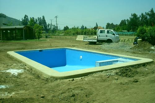 contruccion piscinas solidas. 8x4 5.000.000   10x5 6.000.000