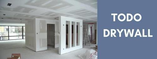 contrucciones en drywall