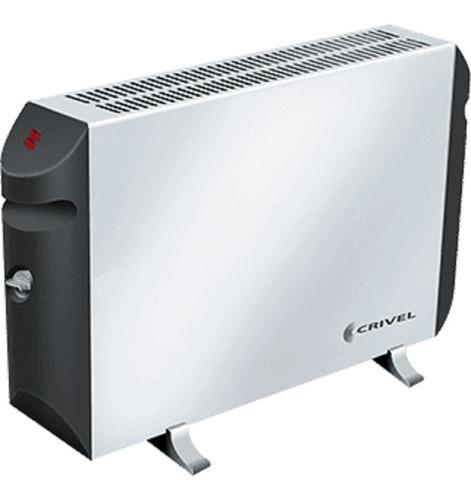 convector electrico crivel ce-01t c73 con turbo 3 niveles