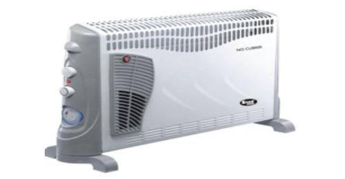 convector estufa electrica star trak regulable moderno 2000