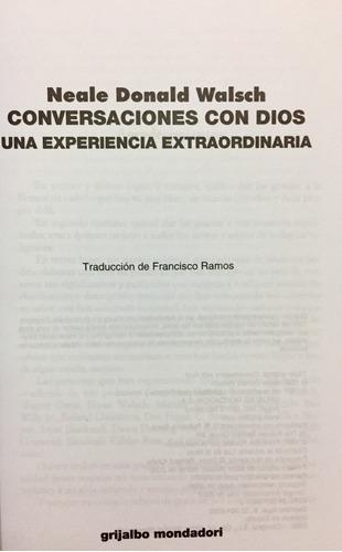 conversaciones con dios i por neale donald walsch