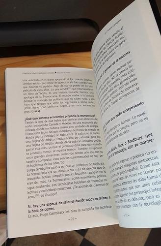 conversaciones con pablo capanna, m. acevedo - ed ayarmanot