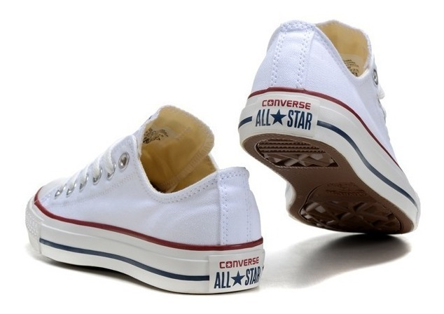 converse all-star blancas