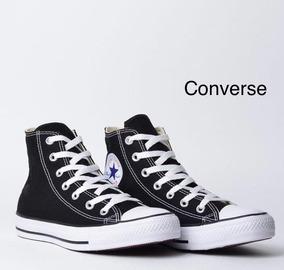 zapatillas converse mujer caña alta