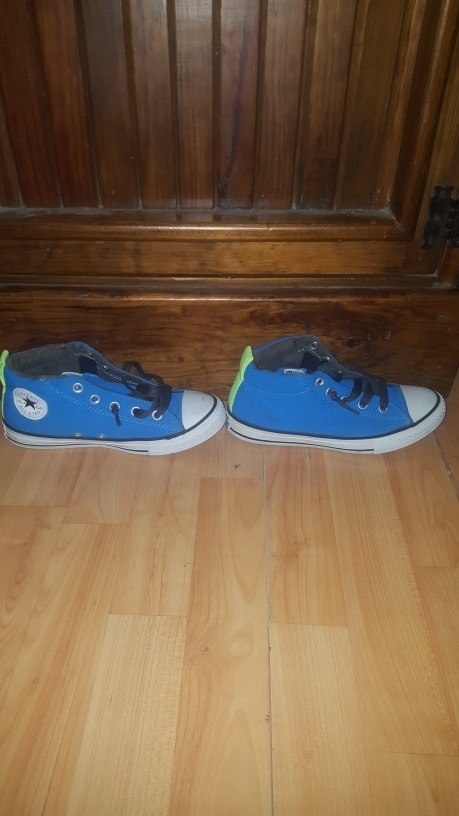 converse all star verdes fosforescentes