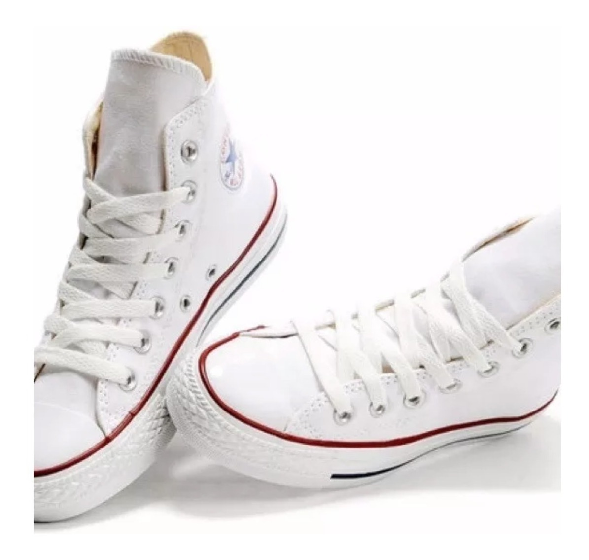 converse chuck taylor all star blanco originales