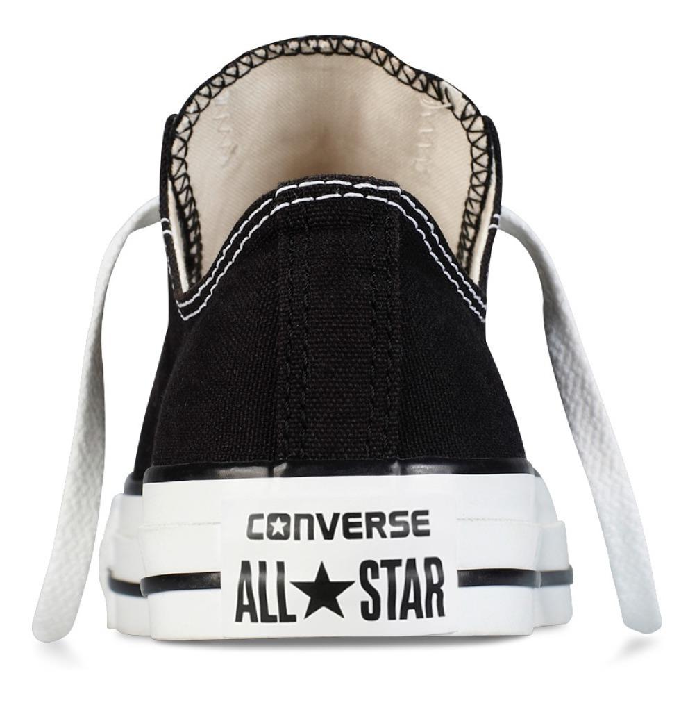 Converse All Star Chuck Taylor Choclo Negro Tallas Chicas