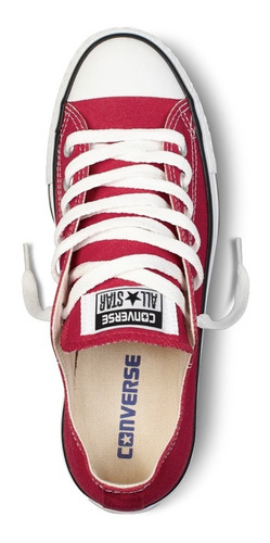 converse all star chuck taylor choclo rojo tallas chicas