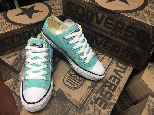 converse all star clasicas color