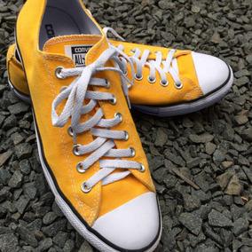 ab2dbe4465158 Teni All Star Amarelo Queimado - Tênis Urbano Converse com o ...