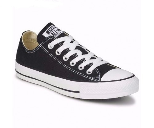 all star converse mujer negras