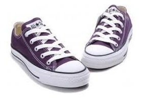 converse all star importados de color