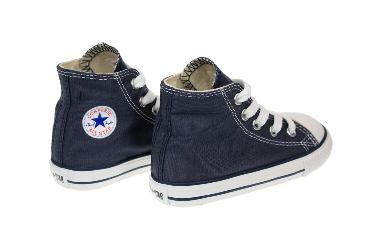 converse niñas all star azul