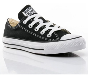 converse negras mujer all star