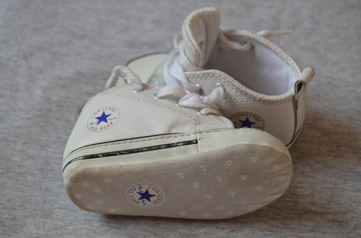 2bcfcfeee converse blancas bebé talla 11.5 cm eur 19. Cargando zoom.