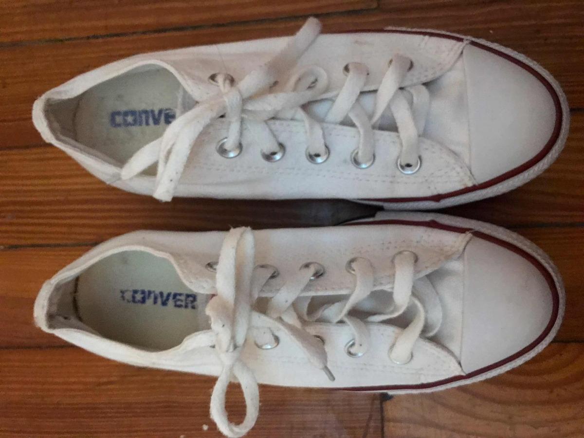converse blanca 375