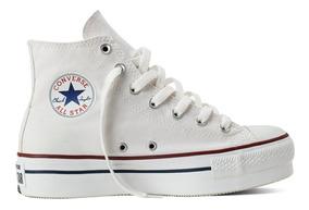 converse bota blancasplataforma