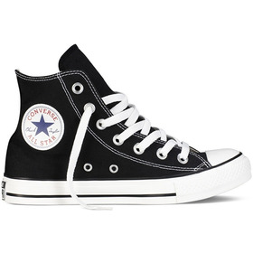 Converse Bota Unisex C. Taylor All Star Hi Negro / Rojo Fkr