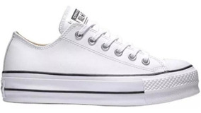 converse all star altas blancas