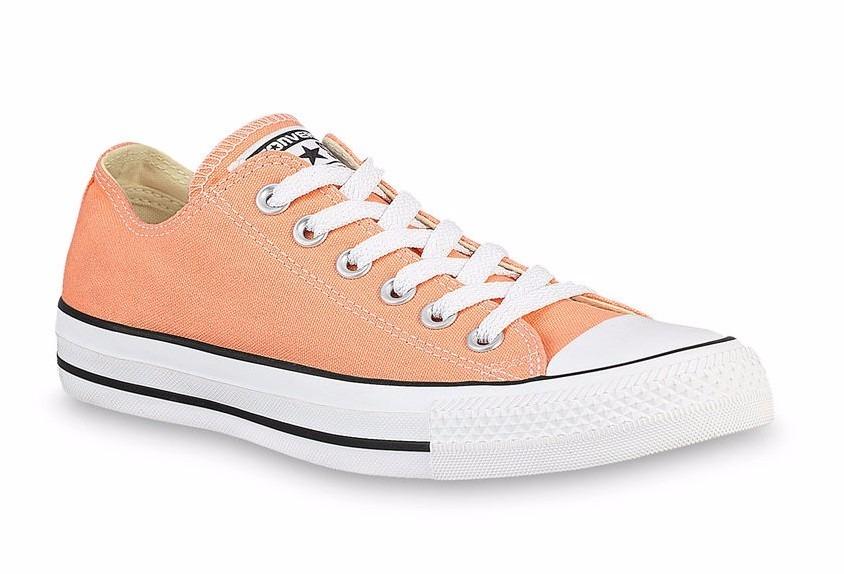 converse chuck taylor naranjas