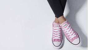 Converse Chuck Taylor Hello Kitty Pink